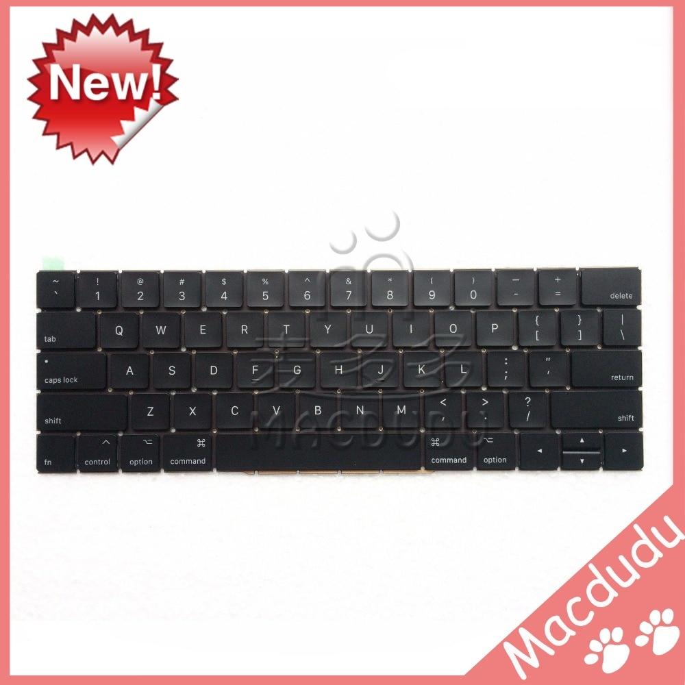 New US Keyboard For MacBook Pro Retina 15 A1707 2016 2017 *Verified Supplier* original new laptop keyboard replacement for macbook pro 15 15 4 a1707 2016 us keyboard with backlight