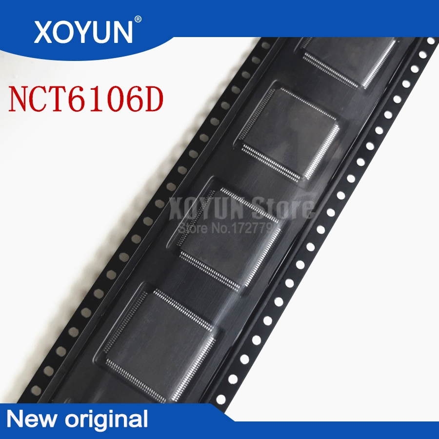 100%New NCT6106D QFP-128100%New NCT6106D QFP-128