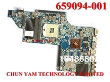 original 659094-001 for HP Pavilion DV7 DV7-6000 series laptop motherboard 6490/1G mainboard 100% Tested 90 Days Warranty