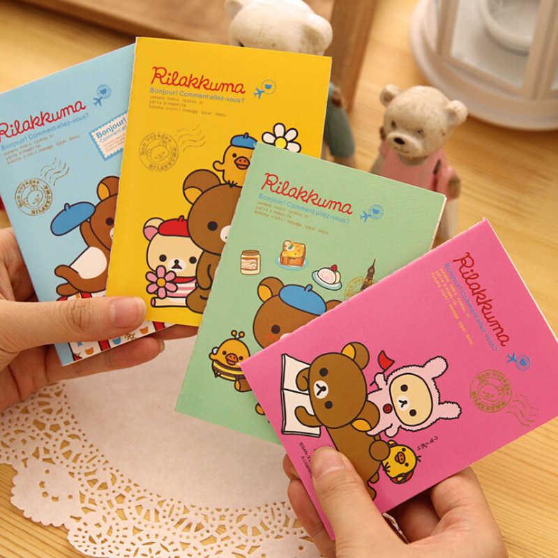 Nam sinh viên Hàn Quốc văn phòng phẩm đa chức năng mô hình phim hoạt hình nhỏ máy tính xách tay mềm mì ăn liền sao chép lưu ý cuốn sách