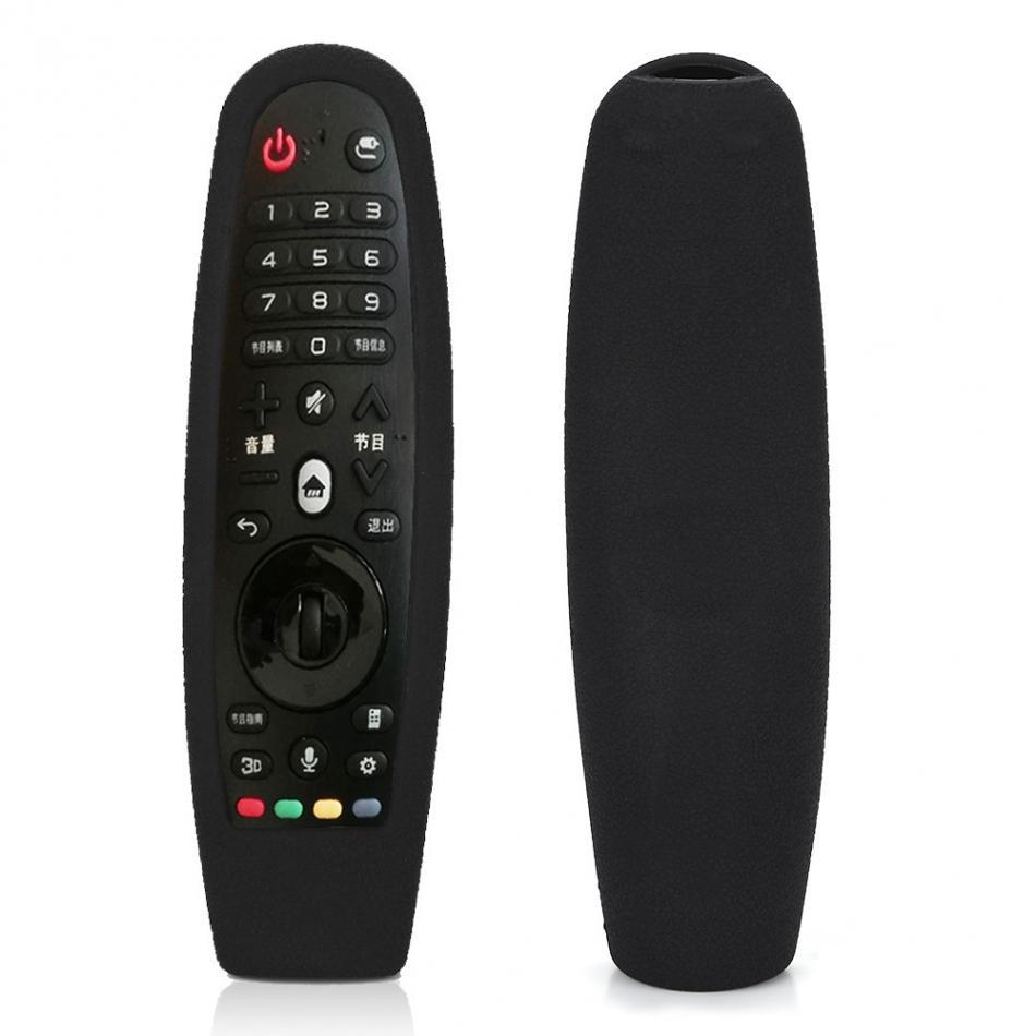 Anti-chute Antichoc Housse De Protection En Silicone Pour LG Smart TV Télécommande AN-MR600 Nouveau