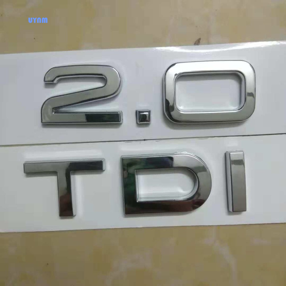 CADDY 3D Emblem Badge Letter Number alphapet logo car truck