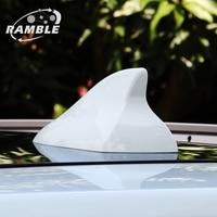 Ramble Brand For Nissan X Trail Qashqai Antenna Shark Fin Radio Aerial For X trail Qashqai Refit Auto Roof Antena Advanced