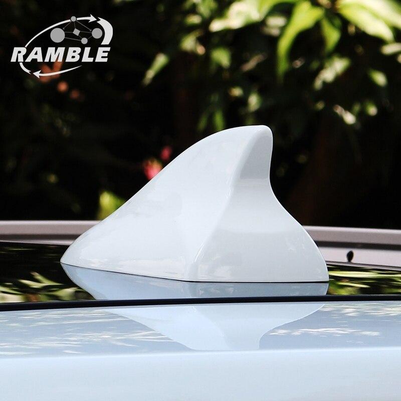 Randonnée Marque Pour Nissan X Trail Qashqai Antenne Aileron de Requin Antenne Radio Pour x-trail Qashqai Carénage Auto Toit antena Avancée
