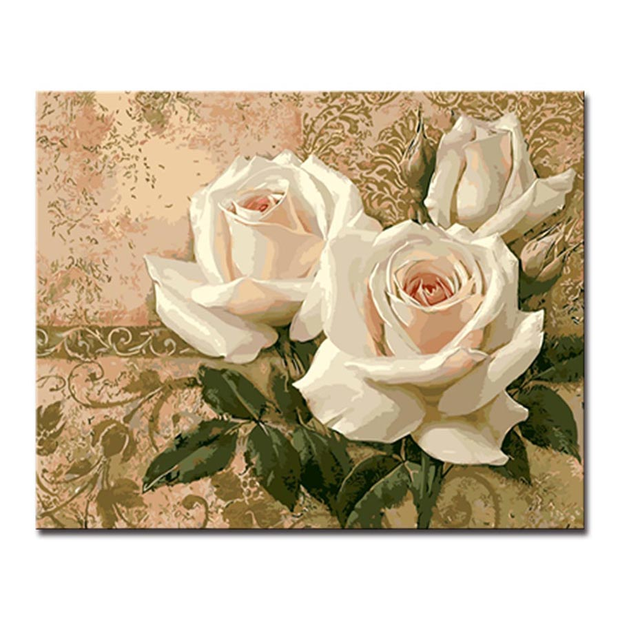 5d diamond painting accessor rose cross stitch kits home decor diy diamond embroidery craft drill rhinestones mosaic pictures