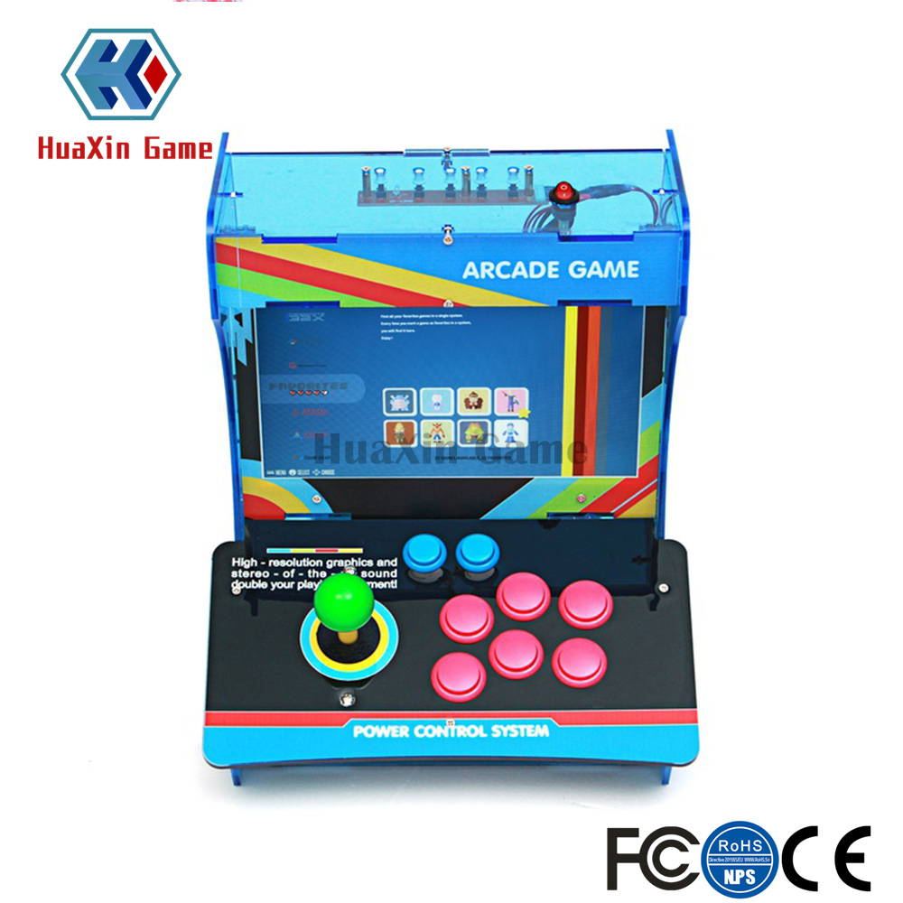 15c657d7fd0b Retro Mini Arcade Machine with 1299 Classic Video Games