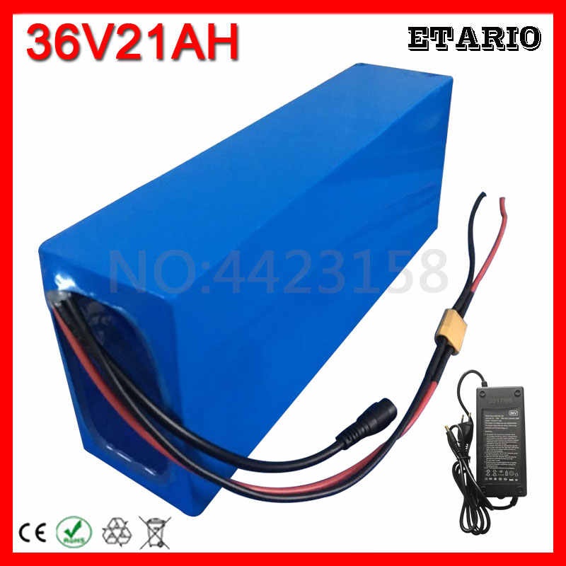 36V 20AH electric bike Battery 36V 20AH Lithium Battery pack 36V ebike Battery with 30A BMS and 42V 2A charger Free Customs Tax