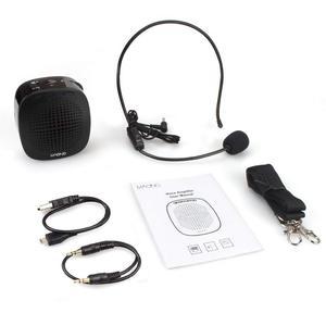Image 5 - MAONO Stimme Verstärker Mini Wiederaufladbare PA system (1020mAh) mit Wired Mikrofon für Lehrer Präsentationen Trainer Tour Guides