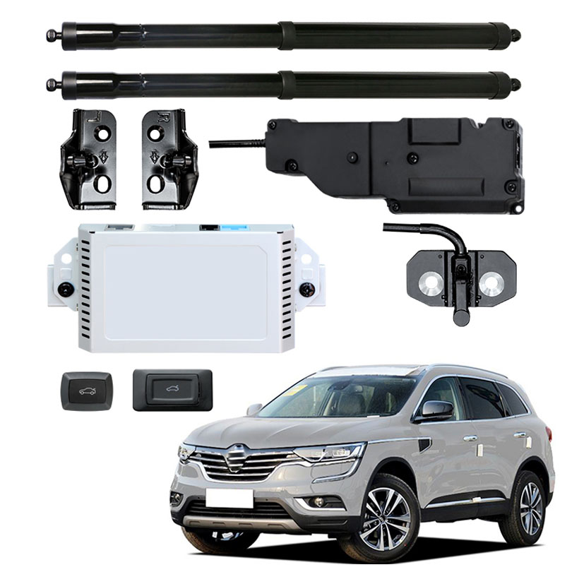 Smart Auto Electric Tail Gate Lift Special For Renault Koleos 2017 With Latch