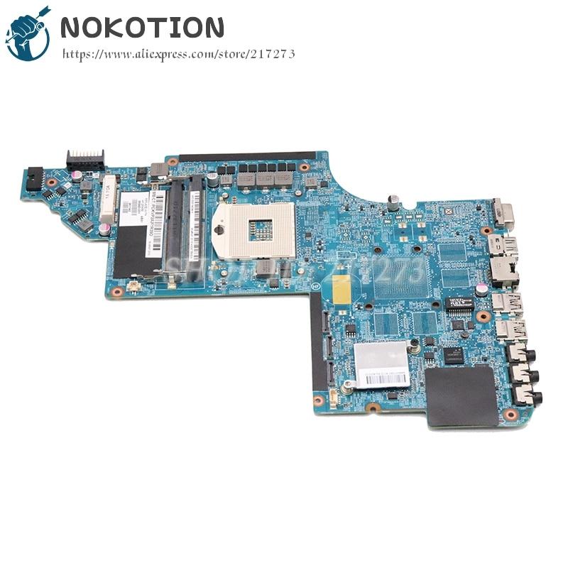 NOKOTION For HP Pavilion DV7 DV7-6000 Laptop Motherboard HM65 UMA DDR3 665993-001 Full Tested