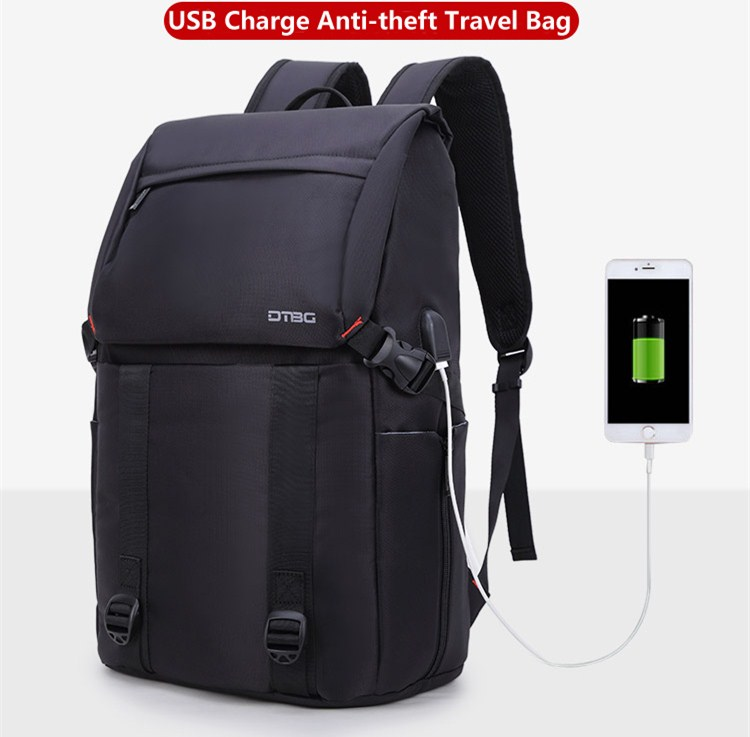 986d8dc76b58 ... Laptop Backpack with External USB Charging Port Anti Theft Bag for Women  Waterproof Dry Computer Bag for Men School Bag. backpack