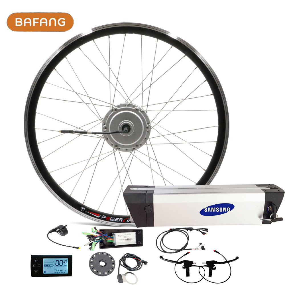 Bafang Bicycle Electric Motor Kit 250w 8fun Brushless Hub