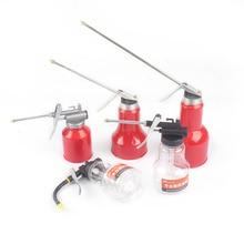 Масляный масляный пластиковый металлический машинный насос резервуар для масла Расширенный шланг высокого давления автомобильные Пистолеты для смазки авто аксессуары