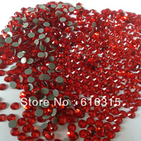 Hot fix rhinestone size ss20  in lt siam color 1440 pcs each pack  china factory directly sale in bulk quantities