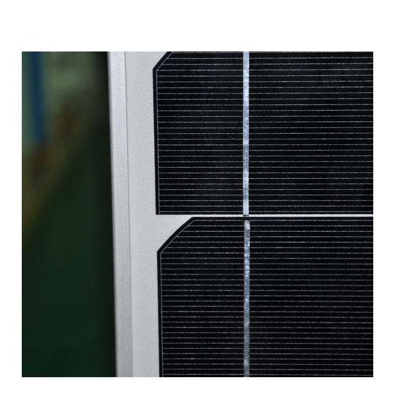 Painel Solar Monocristalino 12v 50W 4 Pcs Solar Modules 48V 200W Panneau Solaire in Solar Cells from Consumer Electronics