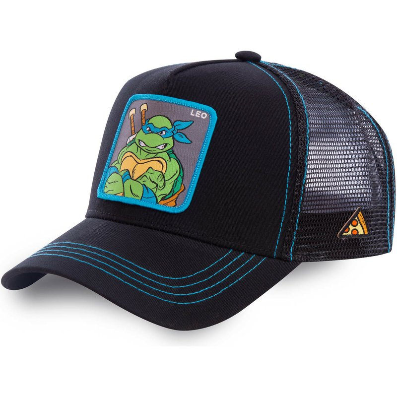 Teenage Mutant Ninja Turtle Mesh cap Leonardo Leo Baseball Cap embroidery Capslab patch Dad Hat Raph Donnie Mikey Snapback
