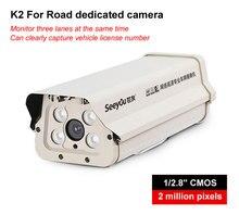 Seeyou Road dedicated Vehicle license Waterproof Bullet IP Camera Security Camera CCTV 4PCS ARRAY Infrared LED Board Camera