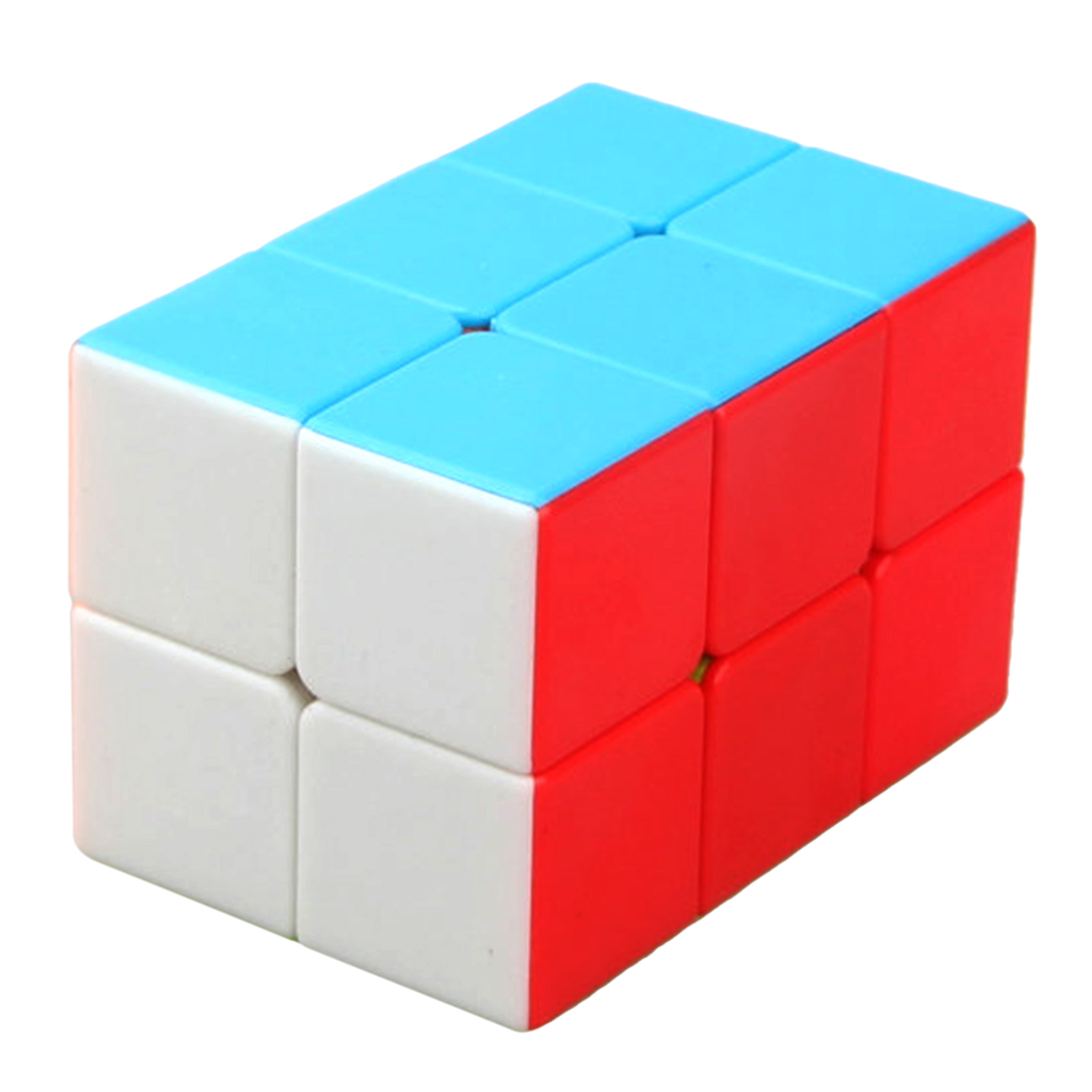 FanXin 2x2x3 Colorful Magic Cube Speed Cube Puzzle Fun Toys Twisty Learning & Educational Kids Good Gift Drop Shipping