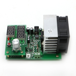 Image 3 - 9.99A 60W 30V זרם קבוע אלקטרוני עומס פריקה סוללה קיבולת Tester