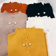 6b6d9a8a7e emale winter sweater loose turtleneck sweater 2018 irregular Korean female  backing sweater coat thick(China