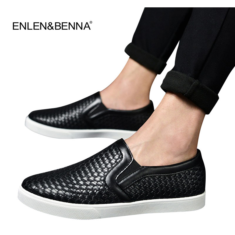 2016 Men Loafers Shoes zapatos hombre men Leather shoes Mens Shoes Casual Moccasins Slip On loafers Spring& Autumn Shoes flats hot high quality men loafers leather round toe slip on casual shoes man flats driving shoes hombre zapatos comfortable moccasins