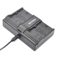 デュアルusb充電器用bp-bp511 bp 511 bp-511aバッテリーとキヤノンg6 g5 g3 g2 g1 eos 300d 50d 40d 20d 5d MV300iデジタルカメ