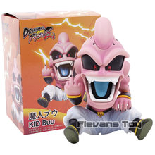 Dragon Ball Z GK Kid Buu Majin boo Boo Dedo Médio PVC Action Figure Collectible Modelo Toy(China)