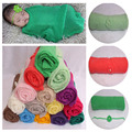 New Arrival Soft Adorable Mohair material Baby Photo Wraps and Headbands Set 0 - 9 M Infant Shower Gifts ZAY018