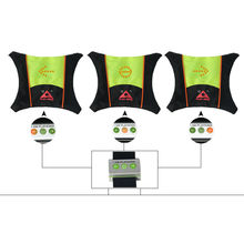 Safety High Visibility Motorcycle Reflection Vest With LED Turn Signal Cycling Harness Reflective Belt Clothing