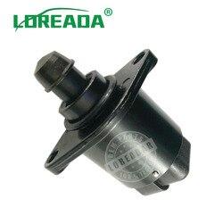 LOREADA 7700102539 8200299241 zawór sterujący jałowym powietrzem dla Renault Clio Espace Laguna Avantime Megane dla opla Vivaro Vauxhall
