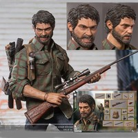 CC TOYS 1/6 THE LAST SURVIVOR The Last Of US JOE Action Figure Birthday Gift Collection Kids Toys