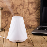100ml Lighthouse Aroma Diffuser Ultrasonic Household Bedroom Humidifier Electric Essential Oil Diffuser