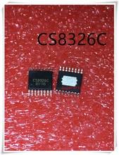 新 5 ピース/ロット CS8326C CS8326 7 ワットモノラルアンプオーディオ IC HTSSOP 16 IC