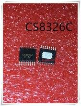 Новинка, 5 шт./лот, CS8326C CS8326 7 Вт, моно усилитель, аудио IC, HTSSOP 16 IC