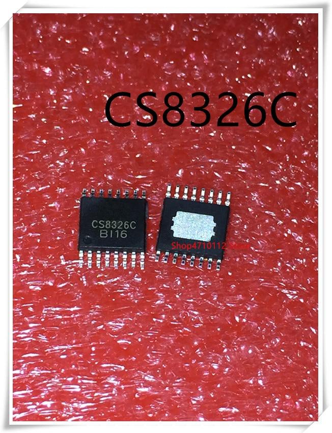 NEW 5PCS/LOT CS8326C CS8326 7W Mono Amplifier Audio IC HTSSOP-16  IC