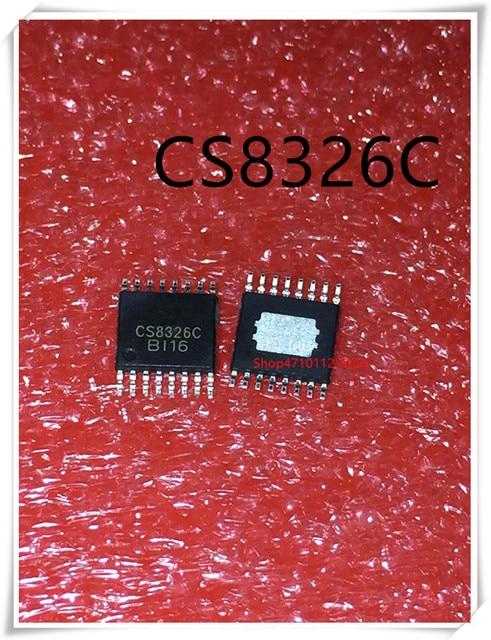 NUOVO 5 pz/lotto CS8326C CS8326 7W Mono Amplificatore Audio IC HTSSOP 16 IC