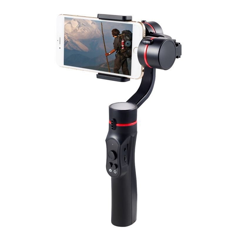 3-Axis Handheld Stabilizer Gimbal for Phones & Actions Cameras phones