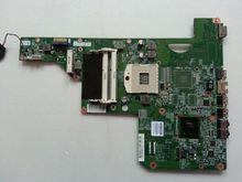 Laptop motherboard 605903-001 for HP G62 CQ62 DDR3 Integrated fully test and free shipping
