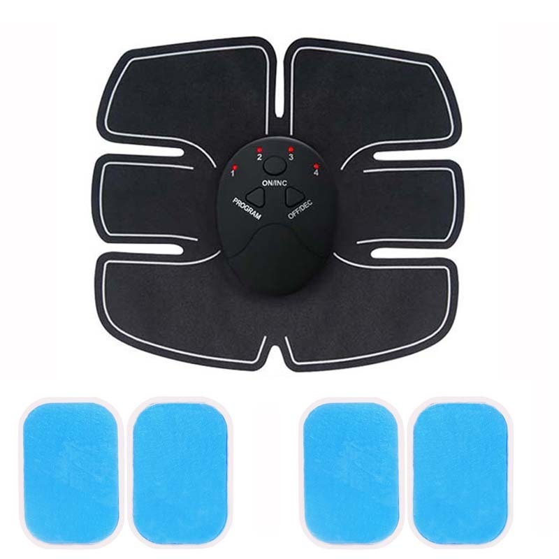 EMS Abs Stimulator with Gel Pads