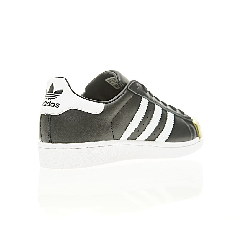 new arrival 7767d cdfdc ... store adidas superstar metal toe men and women walking shoes black  shock absorbing wear resistant breathable
