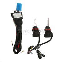 12V 35W 9004 7 HID Xenon Bi Xenon Dual Beam Replacement Headlights Lamp HID Bulbs Conversion