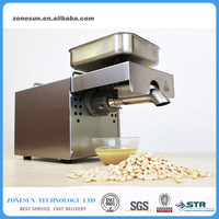 High Quality Automatic Oil Press Machine Olive Presser Stainless Steel Presser High Oil Extraction 110V 220V