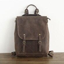 Vantaa Genuine Leather Backpack