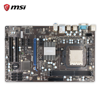 MSI 870-C45 V2 Original Used Desktop Motherboard 770 Socket AM3 DDR3 8G SATA2 USB2.0 ATX