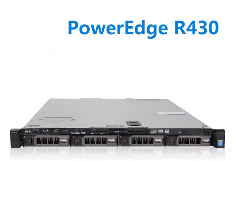 R430 1U Server Database Website ERP Barebone Platform