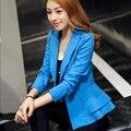 Bleiser Mujer 2016 Womens Jackets Elegent Americanas Mujer Blazer Feminino Women Clothes Jacket Blazer Women d36