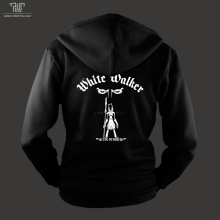 Game of thrones white walker the others men unisex pullover hoodie heavy hooded sweatershirt cotton with fleece inside
