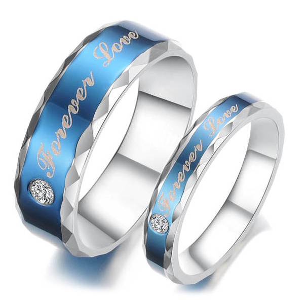 vnox bands gift wedding for his item ring queen unique shipping lover drop king her engagement couple
