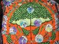 Женщина 85 см Квадратных шелковый шарф платки женщины мода печати цветочные марлевые платок шарф шеи пышное шелк шарф S154204