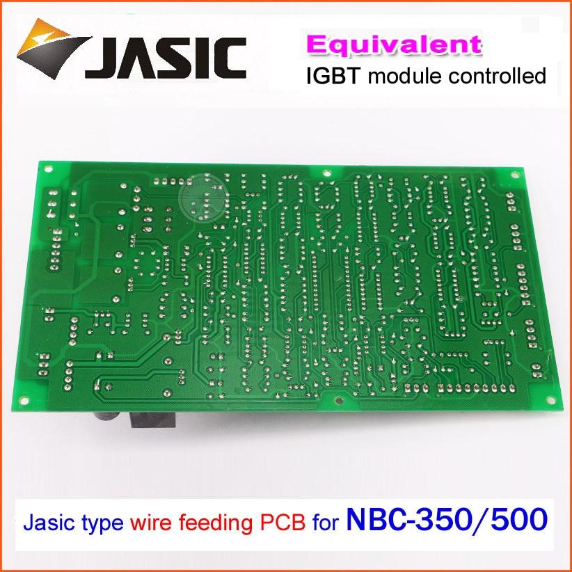 vielinio tiektuvo valdymo skydo plokštė NBC350 / 500 IGBT modulio - Suvirinimo įranga - Nuotrauka 3
